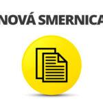 Smernica o vnútornom režime školy v školskom roku 2020/2021 – aktualizácia k 03.05.2021