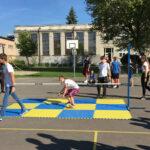 Športový deň o pohár RŠ spojený s imatrikuláciami študentov GYM 2021